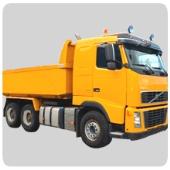 Basculanta cu 3 axe, MAN, Mercedes, Volvo, Scania, DAF, Iveco, Renault, 6x2, 6x4, 6x6