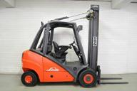 Motostivuitor Diesel Linde H30, reconditionat